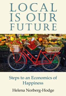 Local is our Future cover