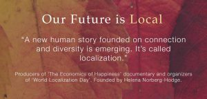 Our Future is Local.